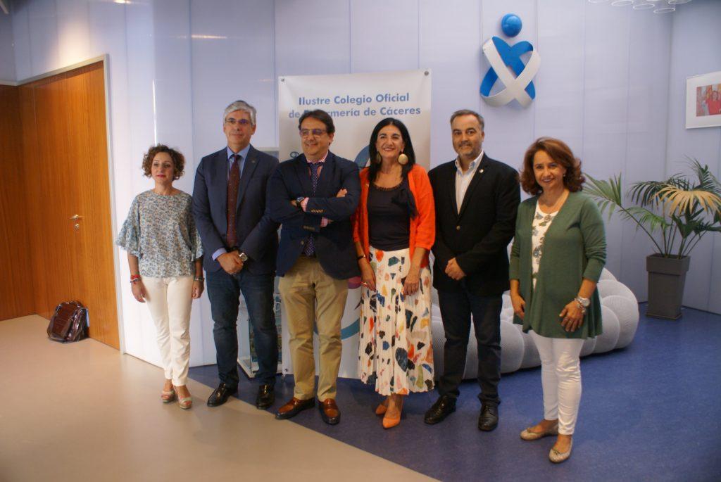 Extremadura se suma a la campaña Nursing Now