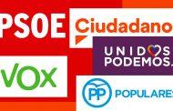 #Elecciones10N: PSOE, PP, C's, Unidas Podemos y VOX responden a las peticiones de las enfermeras