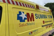 Un conductor de ambulancia degüella a un enfermero en Madrid