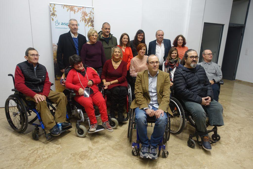 """Aspaym presenta en Valencia el corto """"Cambiando vidas"""" sobre la incontinencia fecal"""