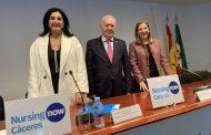 Cáceres se suma a la campaña de visibilidad enfermera Nursing Now