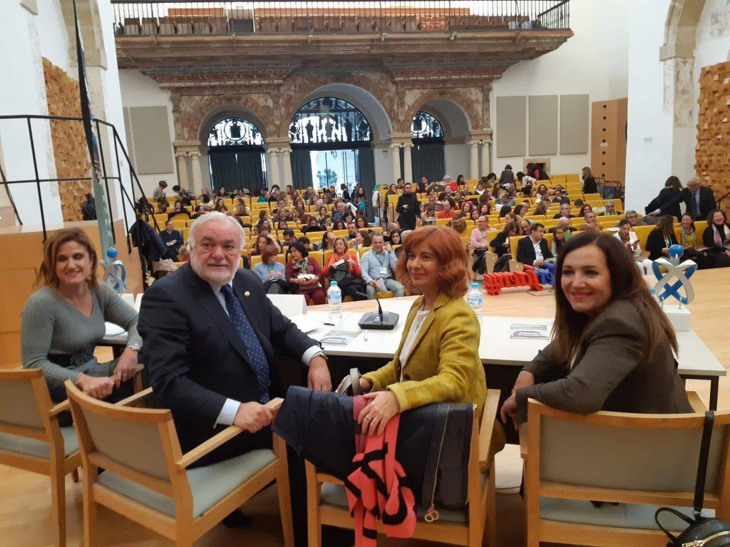 La VII Jornada Provincial #enferjaen reúne en Úbeda a 350 enfermeros para compartir experiencias punteras