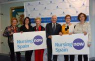 Las matronas se adhieren a Nursing Now España