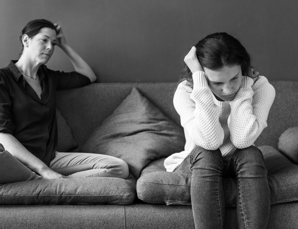 Las relaciones familiares tensas pueden desarrollar o empeorar las enfermedades crónicas