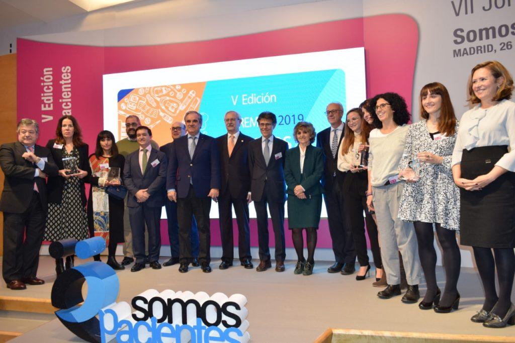 El CGE hace entrega del Premio Somos Pacientes a #LaHistoriaInvisible, una iniciativa para visibilizar la enfermedad inflamatoria intestinal