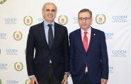 El CODEM participa en la Mesa de Apoyo a la Consejería de Sanidad y propone medidas ante la crisis del coronavirus