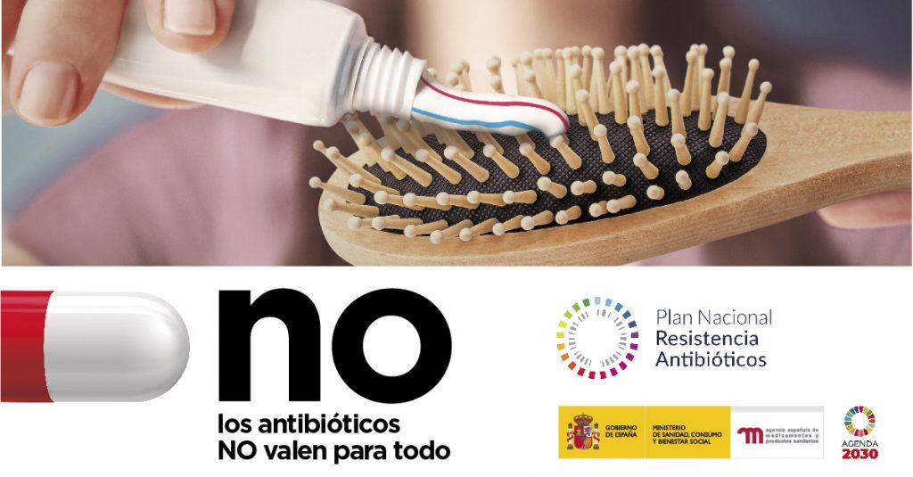 """""""Los antibióticos NO valen para todo"""", la campaña para concienciar sobre el uso prudente"""