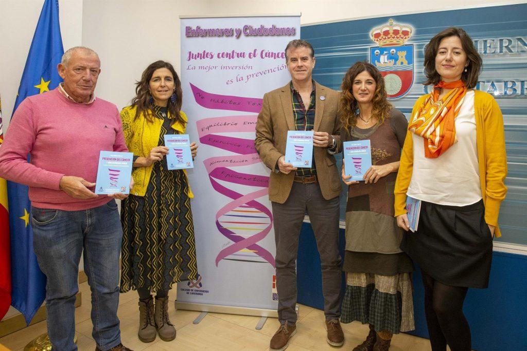 La Fundación de Enfermería presentará en un acto público su proyecto de prevención del cáncer