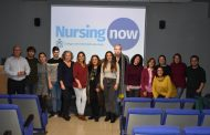 El Colegio de Enfermería de Ávila se une a Nursing Now para visibilizar la profesión