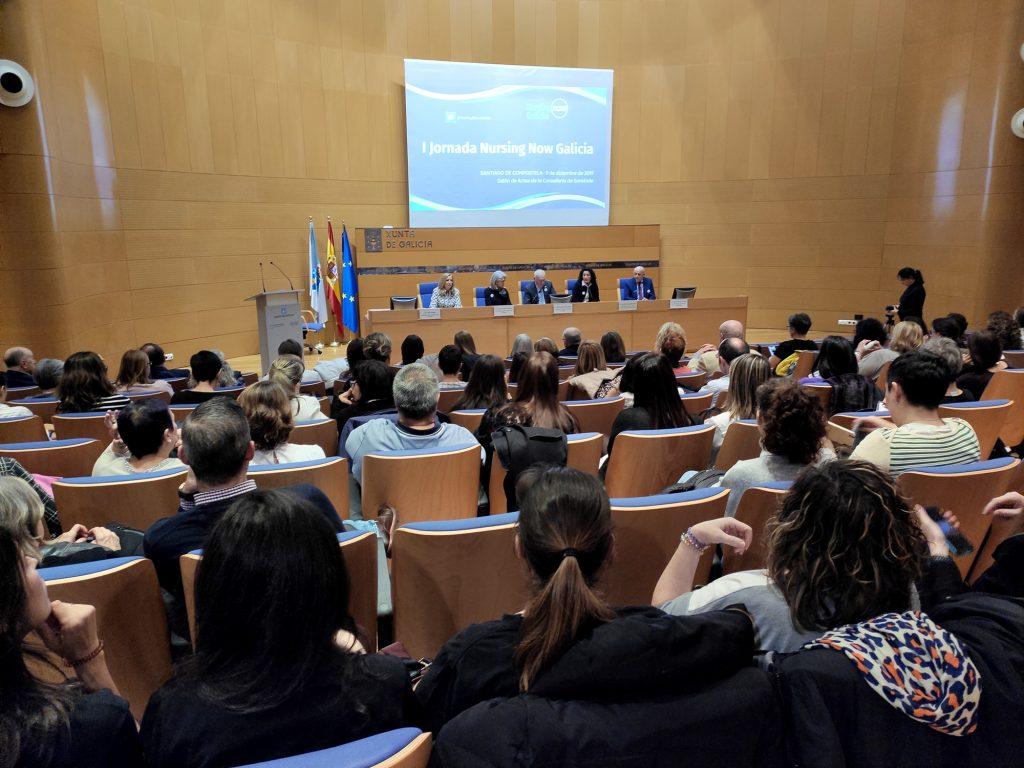 Nursing Now Galicia desarrollará 86 acciones en el marco del año de la enfermería 2020