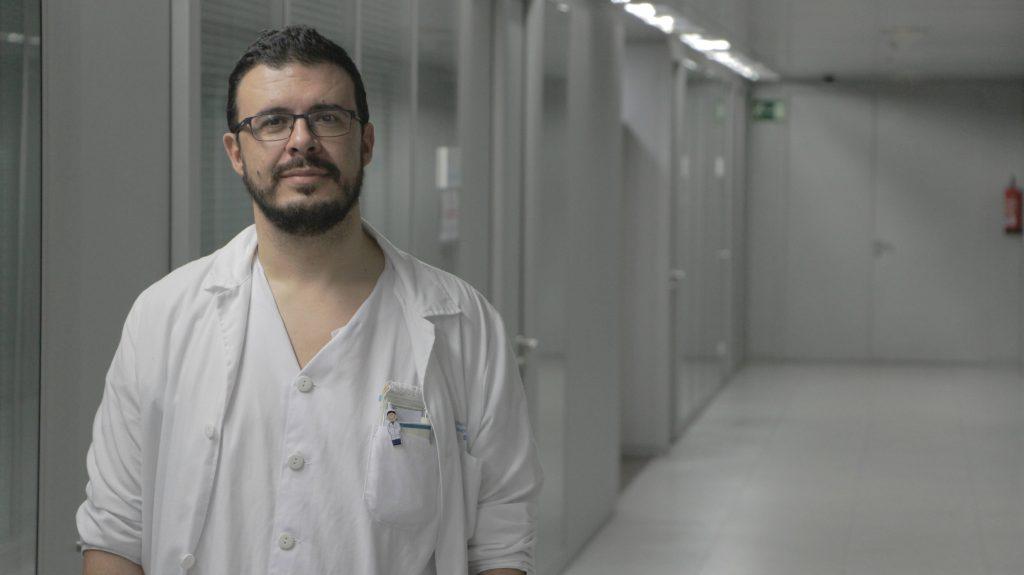 """Un enfermero con mielofibrosis: """"Cuantos más donantes de médula haya, más posibilidades tendremos todos"""""""