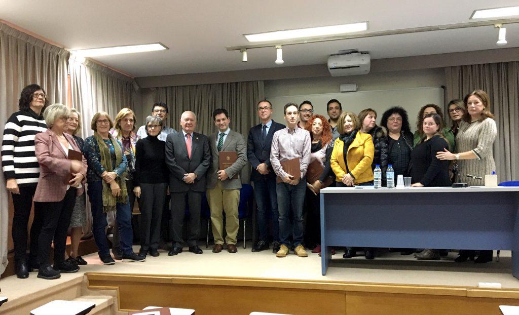 """La nueva junta de Gobierno del Colegio de Enfermería de Asturias apuesta por una vida colegial """"mucho más participativa"""""""