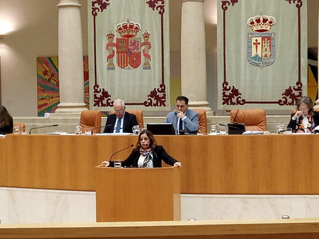 El Parlamento de La Rioja aprueba una Proposición No de Ley del Grupo Parlamentario Mixto-IU sobre prescripción enfermera