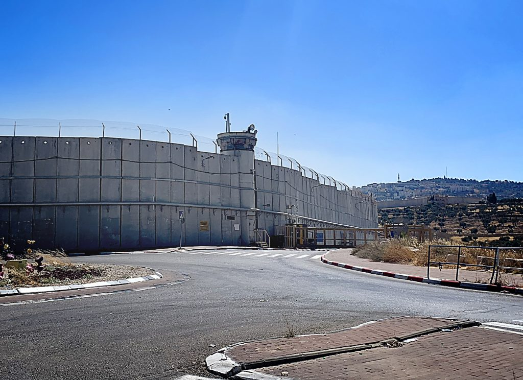 Belén: Cuando un muro separa vidas