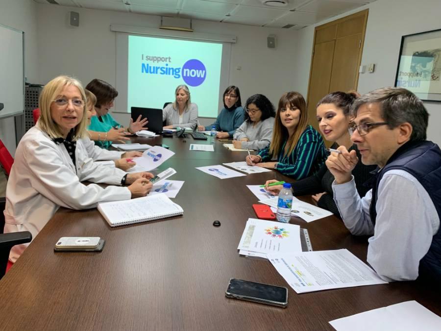 """El Hospital General de Cataluña lanza la campaña """"Enfermería 12.0"""" para empoderar la profesión enfermera"""