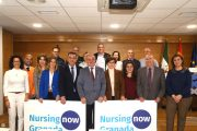 Granada reivindica el papel de la enfermería con su grupo Nursing Now
