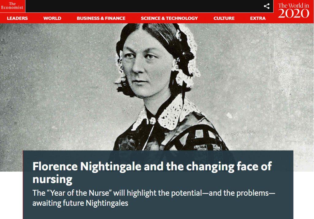 <i>The Economist</i> vaticina un papel creciente para las enfermeras, pese a la escasez de profesionales