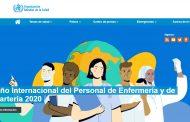 La OMS lanza su campaña por el Año Internacional de las Enfermeras y Matronas
