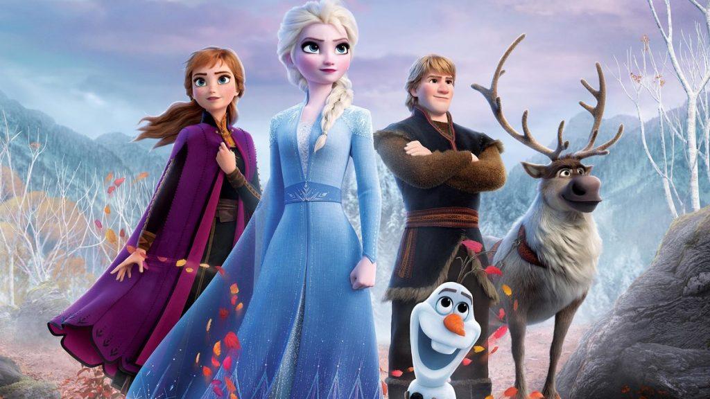 <i>Frozen 2</i>: