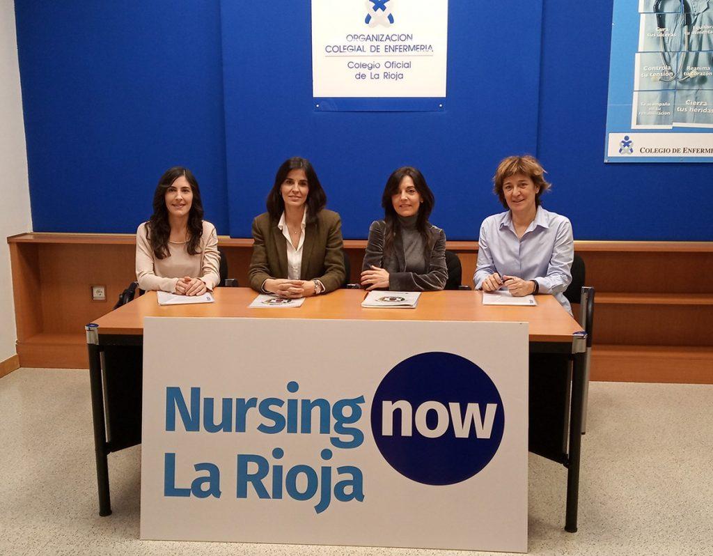 Jornadas profesionales, concursos, debates y muchas más acciones centrarán el año de las enfermeras en La Rioja