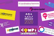 El CGE pide a las asociaciones feministas su colaboración para visibilizar la profesión con motivo del 8M