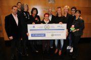 El Colegio de Enfermería de Vizcaya dona 7.000 para Aspanovas y los niños con cáncer