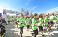 Las enfermeras corren en equipo por los pacientes con enfermedades raras