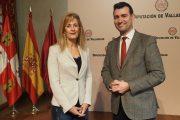 El Colegio de Enfermería de Valladolid y la Diputación firman un acuerdo para formar en el manejo de desfibriladores