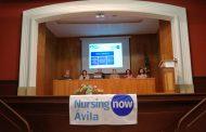 El Colegio de Enfermería de Ávila presenta a los estudiantes Nursing Now