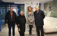 El Colegio de Enfermería de Valladolid presenta Nursing Now a las asociaciones de pacientes