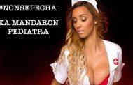 Enésimo ataque machista contra la profesión: un pub de Ourense anuncia una fiesta con una enfermera sexy en el cartel