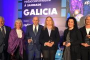 Nursing Now Galicia, galardonado en los IV Premios Redacción Médica Sanidad de Galicia