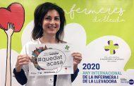 Las enfermeras de Lérida lanzan vídeoconsejos para superar la cuarentena