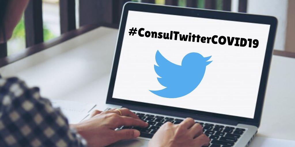 Éxito de la iniciativa #ConsulTwitterCOVID19 puesta en marcha por el Consejo General de Enfermería en Twitter