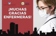 Las enfermeras españolas se vuelcan con Madrid en la crisis del COVID-19