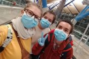 Incorporación inmediata de las enfermeras españolas que regresan tras suspenderse sus proyectos de cooperación internacional