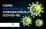 Una infografía animada recoge las claves contra el coronavirus