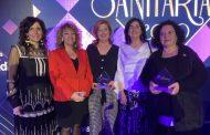 Mujeres, enfermeras y protagonistas de los Premios Sanitarias 2020