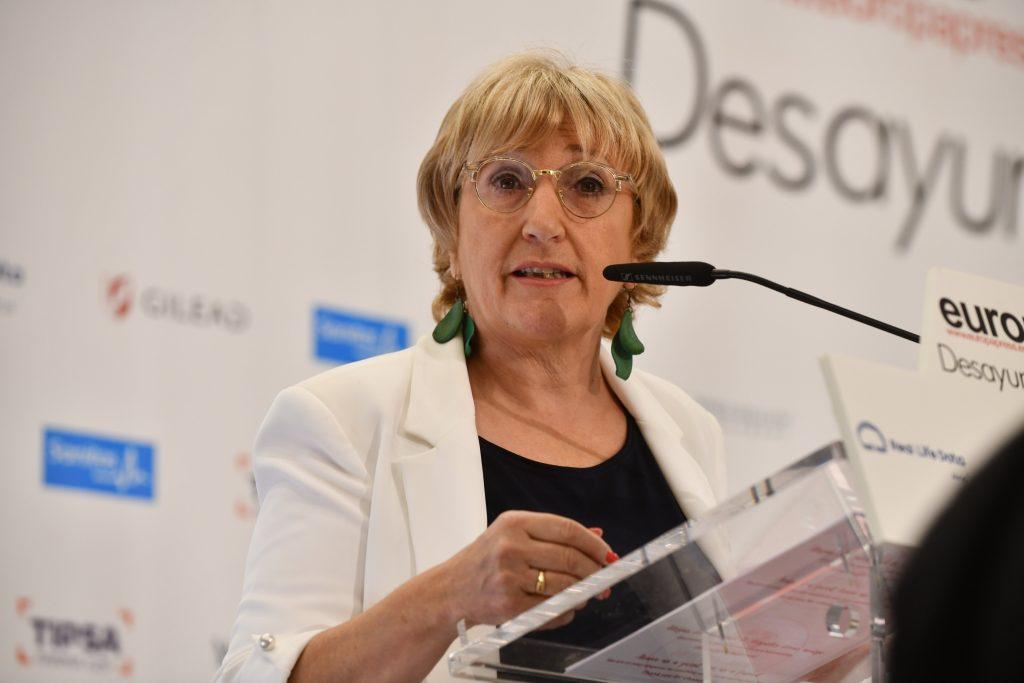 Indignación enfermera con la consejera de Sanidad valenciana por decir que los contagios de profesionales por viajar o ver a sus familiares