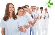 Tarragona y Lérida hacen un llamamiento a enfermeros jubilados y en paro para colaborar contra la pandemia