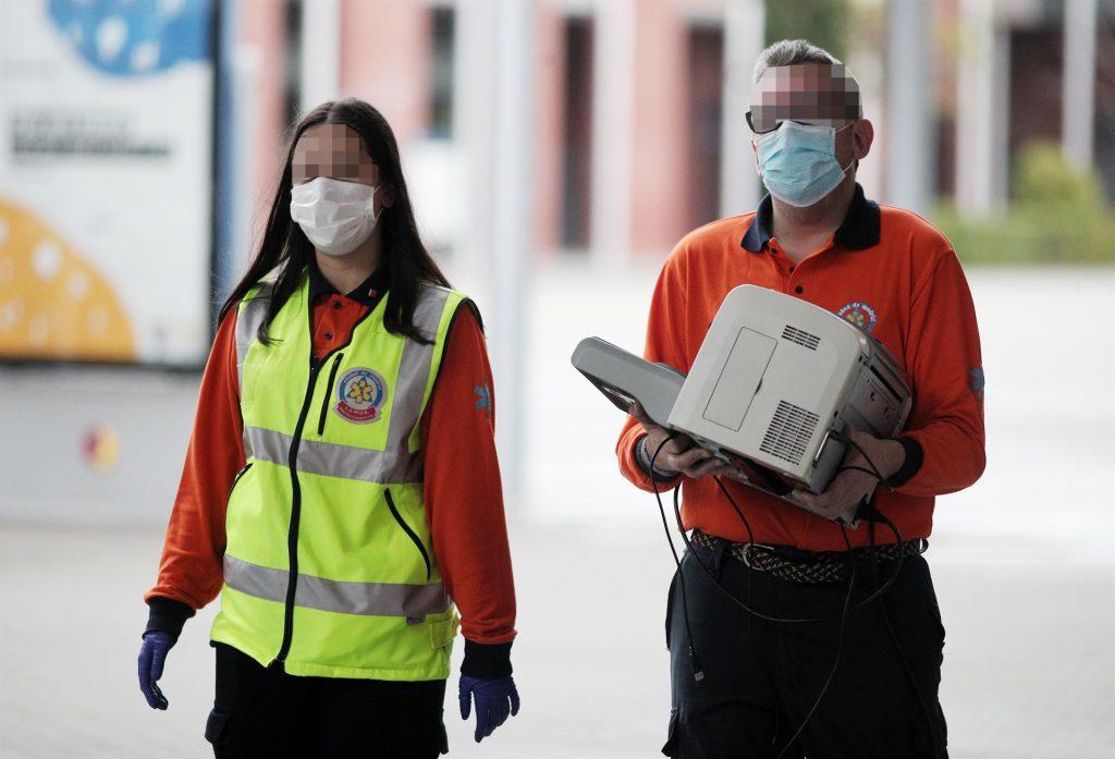 Madrid busca voluntarios sanitarios para su hospital de campaña en IFEMA