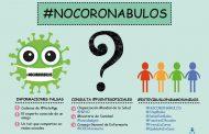 #NoCoronaBulos: El CGE invita a denunciar las noticias falsas sobre el COVID-19