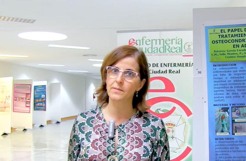 El Gobierno incorpora a la enfermera María Teresa Moreno en el comité de expertos frente al coronavirus