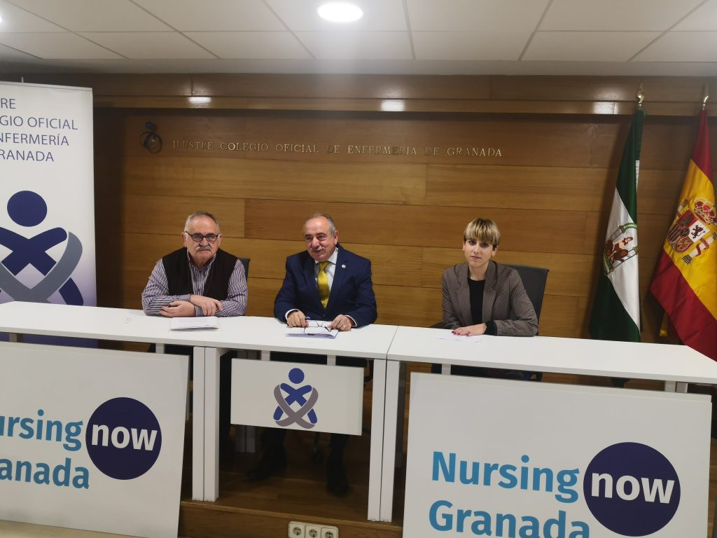 El Colegio de Enfermería de Granada reclama a la Junta que se implante la especialidad de Salud Mental