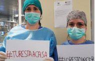 Yo me quedo en el pasillo, tú descansa en casa: la campaña de los sanitarios Italianos para concienciar sobre la cuarentena preventiva
