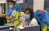 SUMMA 112 frente al coronavirus (I): las enfermeras capitanean la asistencia telefónica en plena pandemia