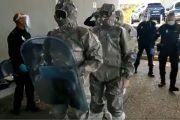 Los enfermeros de salud mental rechazan la intervención policial en el Hospital Virgen de la Victoria de Málaga