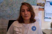 """Belén Mobley, enfermera y cooperante en Angola: """"esperamos una catástrofe"""""""