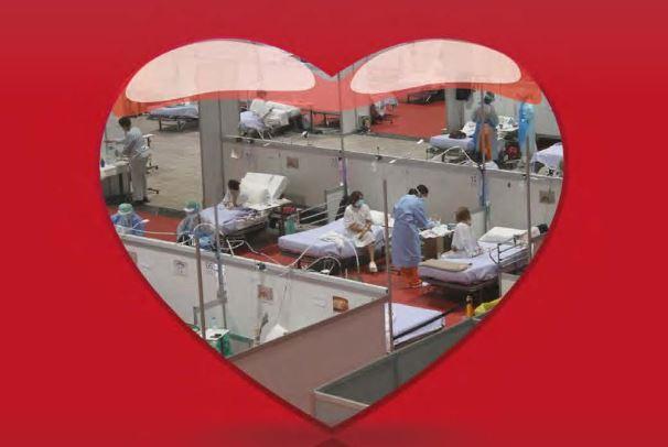 La revista Enfermería Facultativa resalta la labor de las enfermeras en el hospital de Ifema