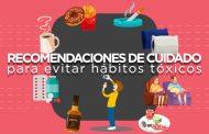 La Organización Colegial de Enfermería da consejos para evitar la proliferación de hábitos tóxicos entre la población confinada